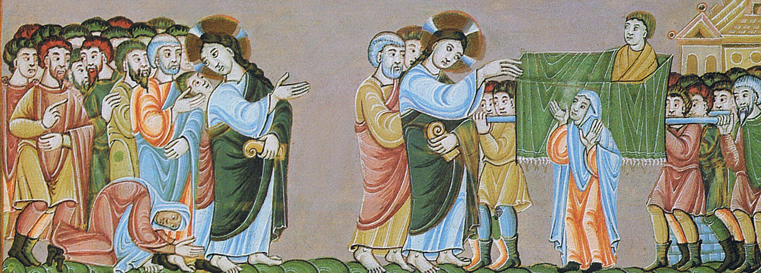 Jesús y las mujeres, según el evangelio de Lucas