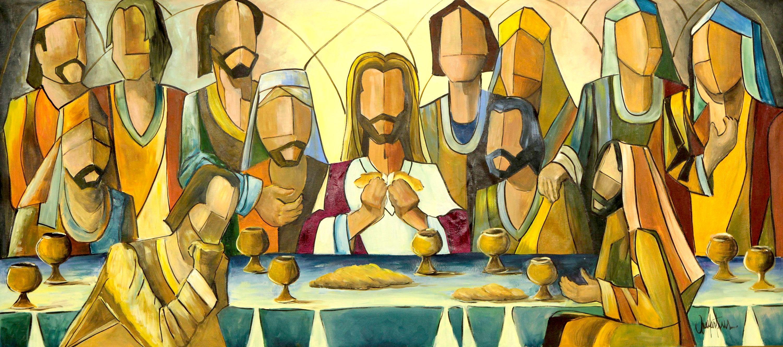 Warum isst Jesus so gerne?