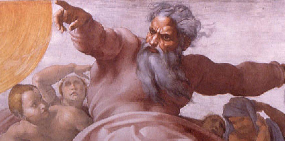 ¿Es Dios un guerrero enojado? (1) Creación y Éxodo