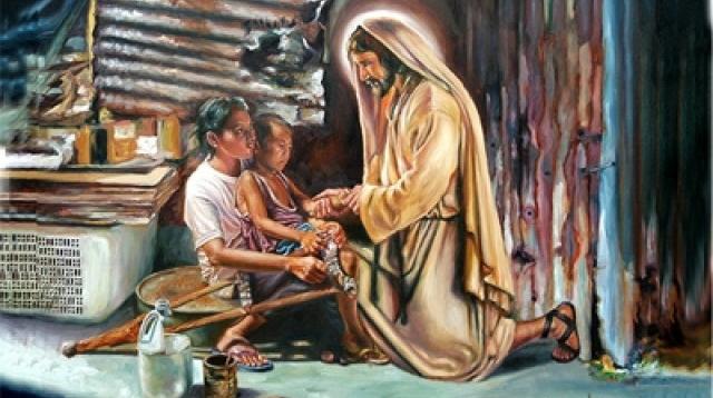 Lukas: Jesus zwischen Armen und Reichen