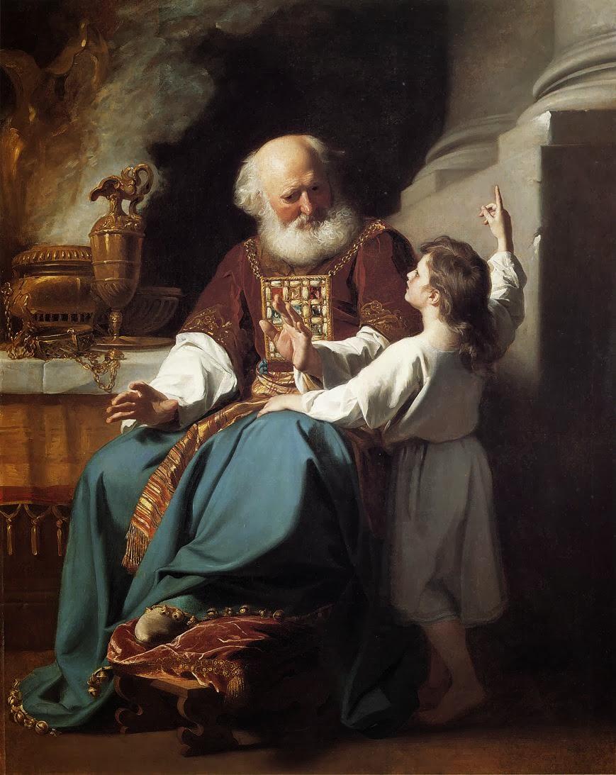 Lucha de poder 1: Dios y los hijos de Elí