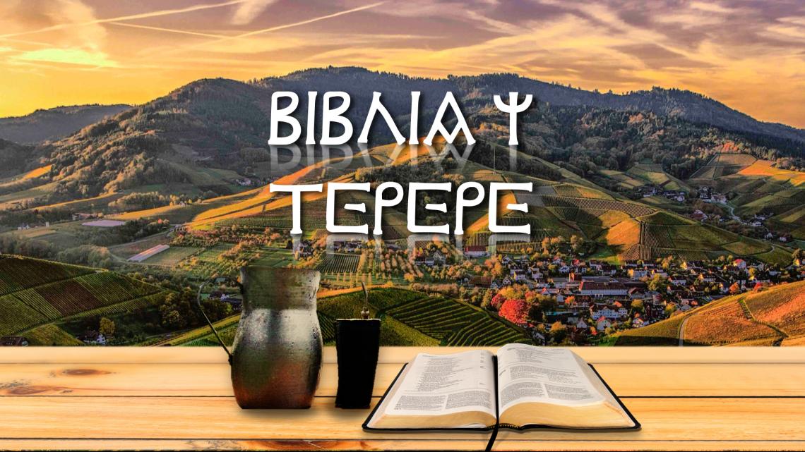 Biblia y Tereré: Donde la Palabra de Dios y la cultura se encuentran