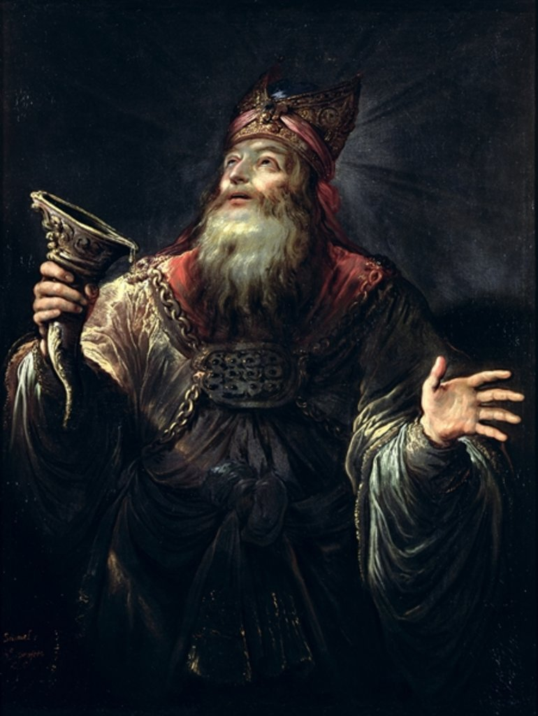 Lucha de poder 2: Samuel y el Rey