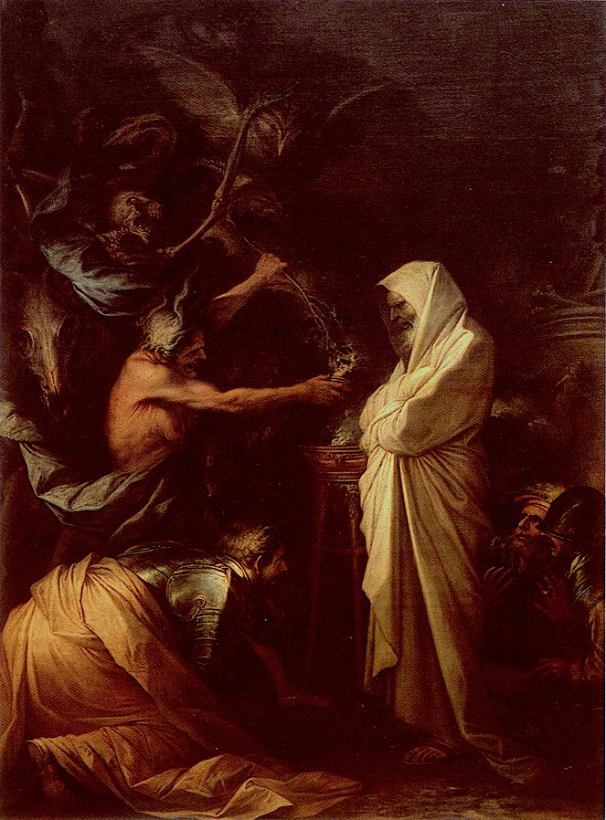 Lucha de Poder: Saúl consulta a los muertos