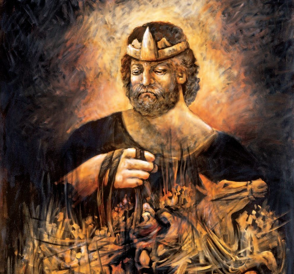 Lucha de poder: Saúl (parte 1)