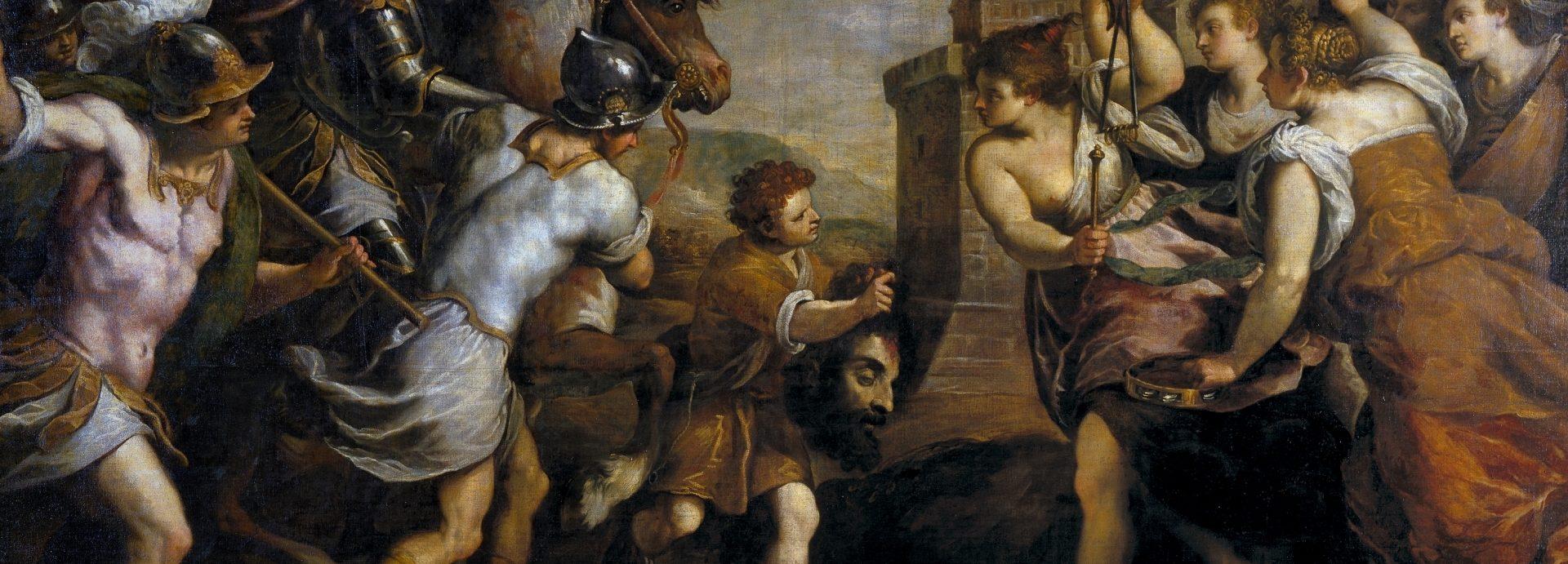 Lucha de Poder: un David sanguinario (1)