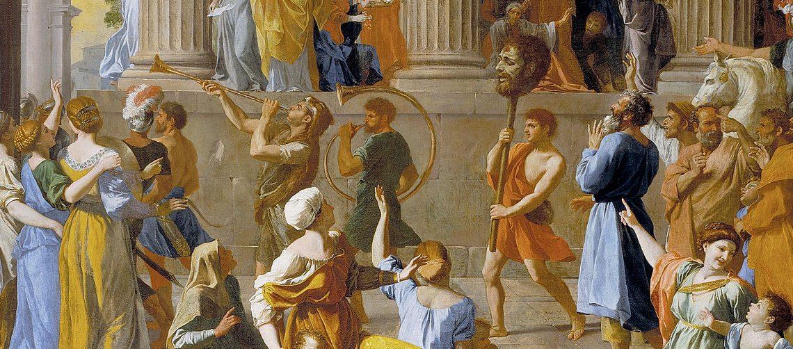 Lucha de Poder: David un Rey sanguinario (2)
