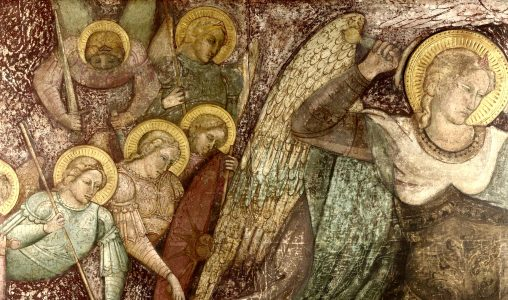 Guerra espiritual en el canto de David