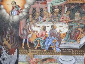 La parábola de Lázaro y el hombre rico